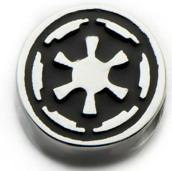 Jewelry Star Wars Galactic Empire Symbol Bead Poshmark